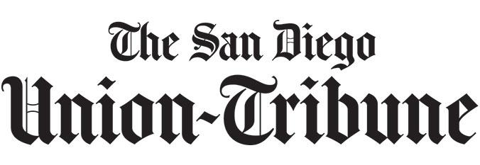 Featured on San Diego Union Tribune