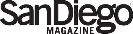 Featured on San Diego Magazine