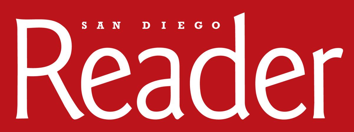 Featured on San Diego Reader