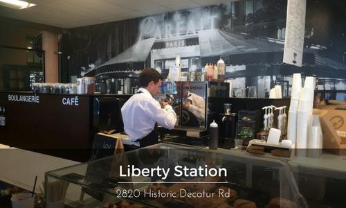 Liberty Station Location