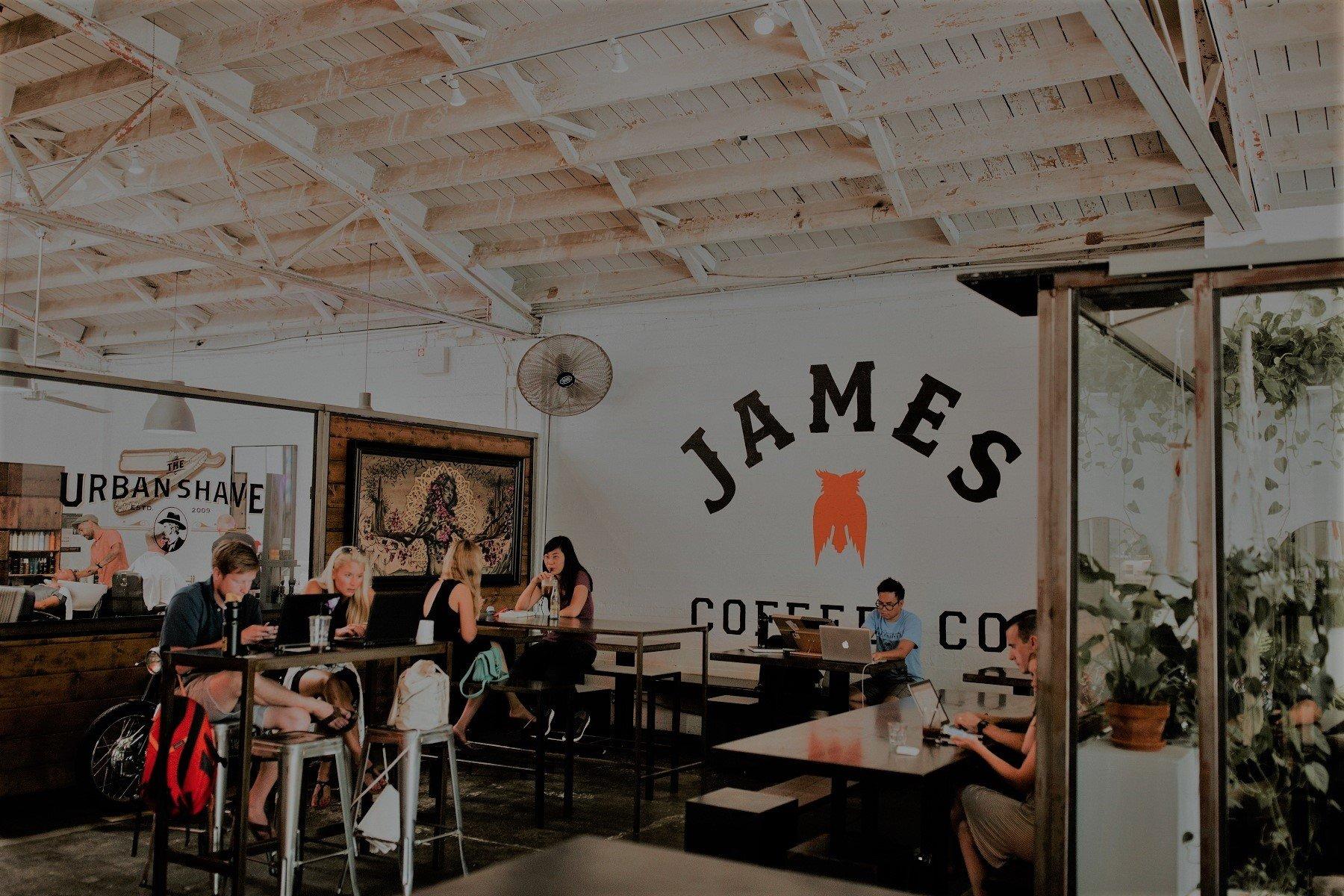 Le Parfait Paris James Coffee Partnership Little Italy